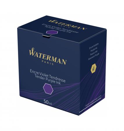 Calimara Cerneala Waterman Tender Purple 50 ml permanent [3]