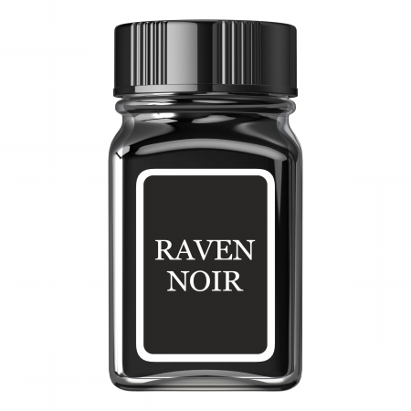 Calimara Monteverde USA Noir 30 ml Raven Noir3