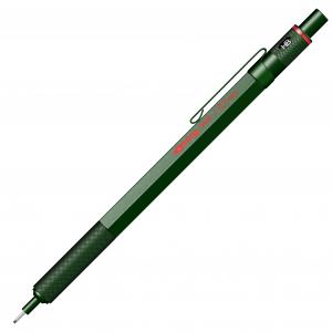 Creion Mecanic 0.7 Seria 600 Camouflage Green Rotring [0]