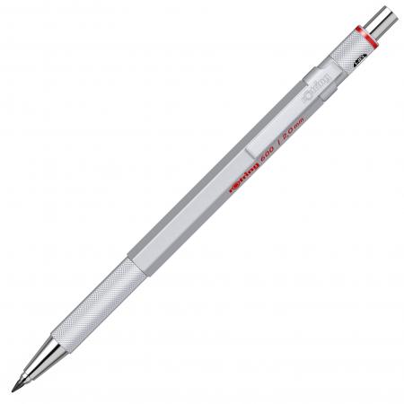 Creion Mecanic 2.0 Seria 600 Silver Rotring [1]
