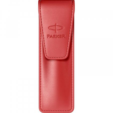 Etui Parker Dark Red, 2 instrumente [0]