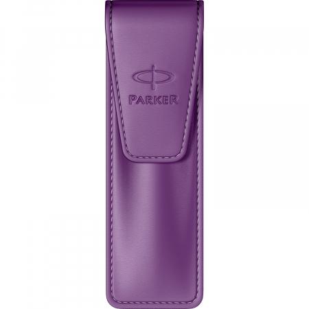 Etui Parker Purple, 2 instrumente [0]