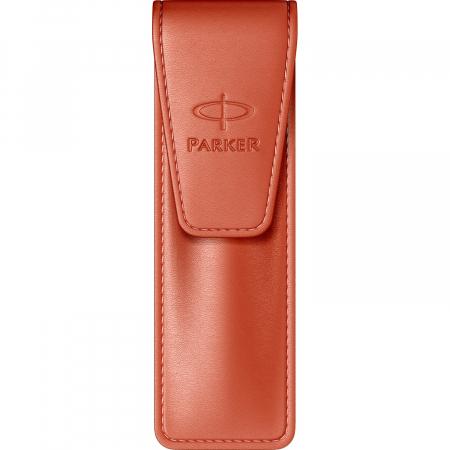 Etui Parker Orange, 2 instrumente [5]