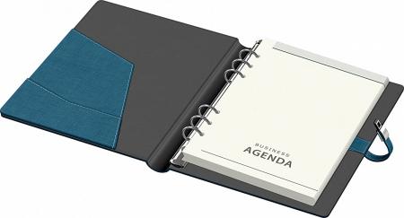 Organizator A5,  6 inele Trend Precision (5 variante culori coperti)4