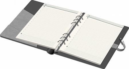 Organizator A5,  6 inele Trend Precision (5 variante culori coperti) [3]
