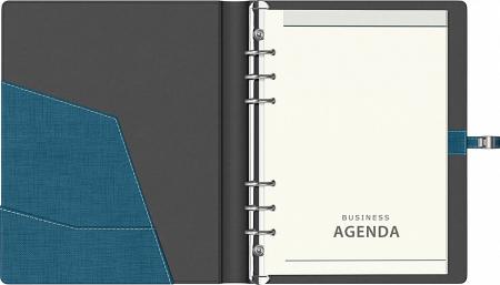 Organizator A5,  6 inele Trend Precision (5 variante culori coperti)2