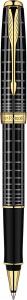 Roller Parker Sonnet Dark Grey Laque GT0