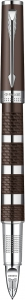 Parker 5th Element Ingenuity Large Daring Brown Metal and Rubber CT [0]