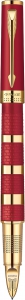 Parker 5th Element Ingenuity Large Daring Red Rubber GT0