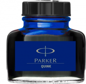 Calimara Cerneala Parker Albastru 57.50 ml Permanent Quink [0]