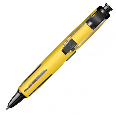 Pix Tombow Air Press Pen Yellow [4]