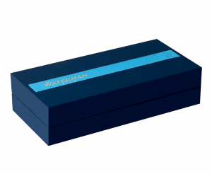 Pix Waterman Exception Slim Blue Laquer ST [1]