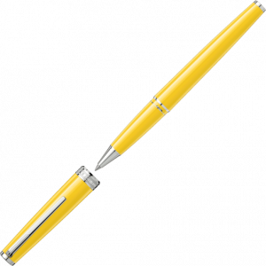 Roller Montblanc Mustard Yellow PIX Collection [0]