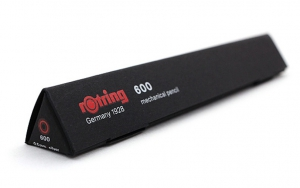 Creion Mecanic 0.5 Seria 600 Black Rotring [2]