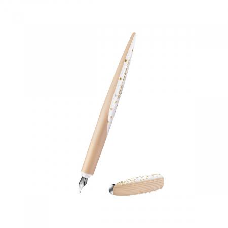 Set Stilou + 3 Penite My.Pen Style Caligrafie Pure Glam Herlitz [3]