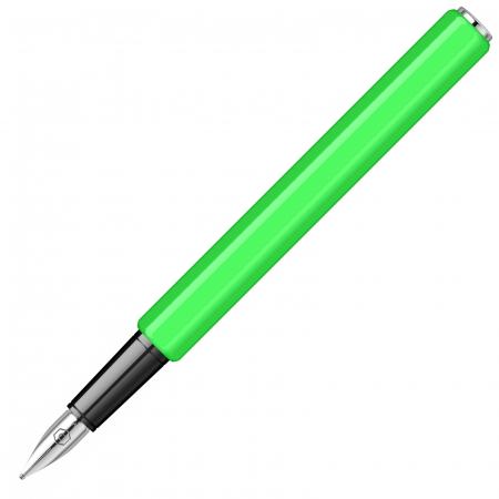 Stilou Caran d'ache 849 Fluo Line Green CT [4]