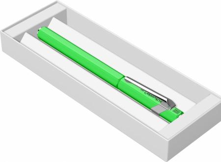 Stilou Caran d'ache 849 Fluo Line Green CT [3]
