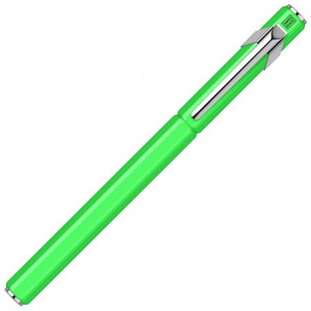 Stilou Caran d'ache 849 Fluo Line Green CT [2]