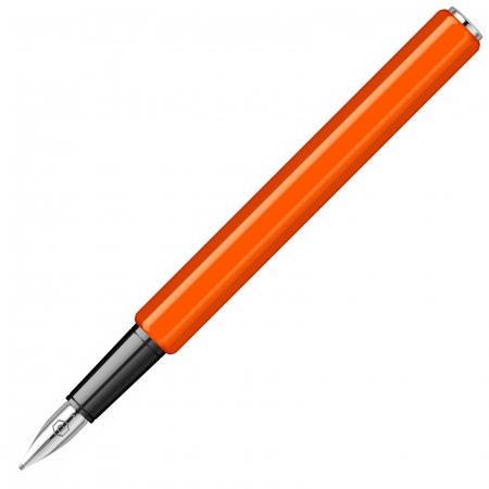 Stilou Caran d'ache 849 Fluo Line Orange CT [3]