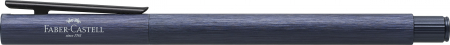 Stilou Neo Slim Aluminium Albastru Faber-Castell [3]