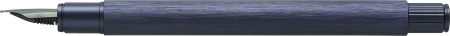 Stilou Neo Slim Aluminium Albastru Faber-Castell2