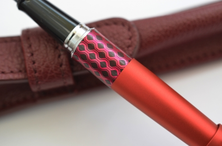 STILOU PILOT MR3 RETRO POP METALLIC RED5