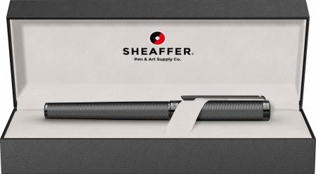 Stilou Sheaffer Intensity Engraved Matte Black BT [7]
