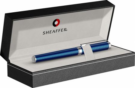 Stilou Sheaffer Intensity Engraved Translucent Blue CT4