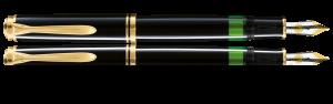 Stilou Souveran M600 Black Pelikan [1]
