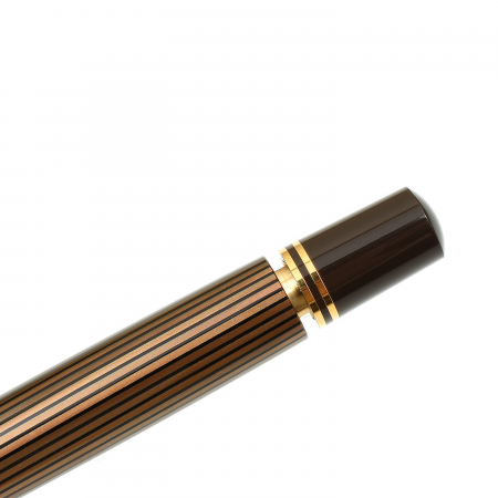 Stilou Souveran M800 Black-Brown Pelikan3