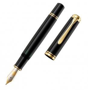 Stilou Souveran M800 Black Pelikan [1]