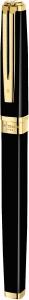 Roller Waterman Exception Slim Black Laquer GT1