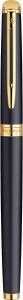 Roller Waterman Hemisphere Essential Matt Black GT [0]