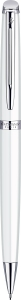 Creion Mecanic 0.5 Waterman Hemisphere Essential White [0]