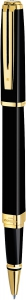 Roller Waterman Exception Slim Black Laquer GT0