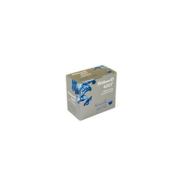 Pelikan 4001 Royal Blue, 30 ml - cerneala la calimara 1