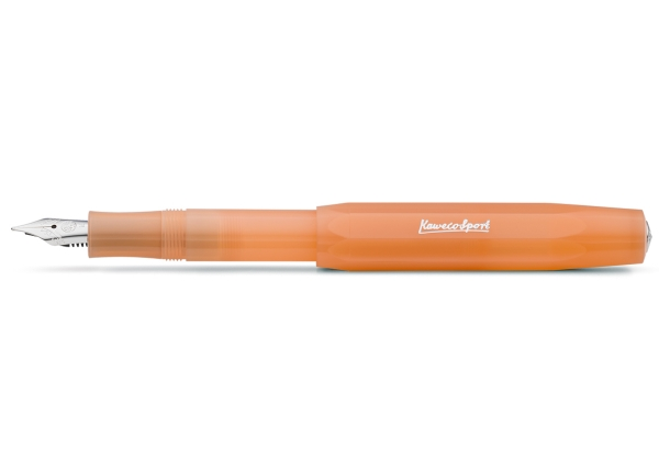 Kaweco FROSTED SPORT Mandarina Pufoasa M 0