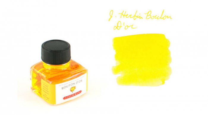 J.Herbin Bouton d'Or 30 ml [1]