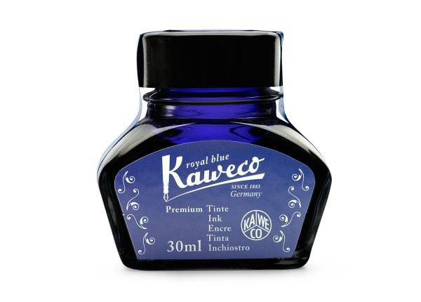 Kaweco Royal Blue 30 ml - cerneala la calimara 0