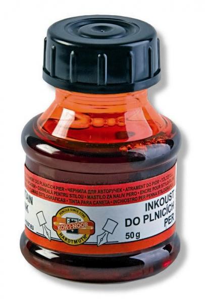 Koh-I-Noor, red, 50 g 0