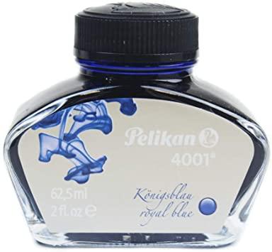 Pelikan 4001 Royal Blue, 62,5 ml - cerneala la calimara 2
