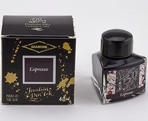 Diamine 150th Anniversary Espresso 40 ML 1