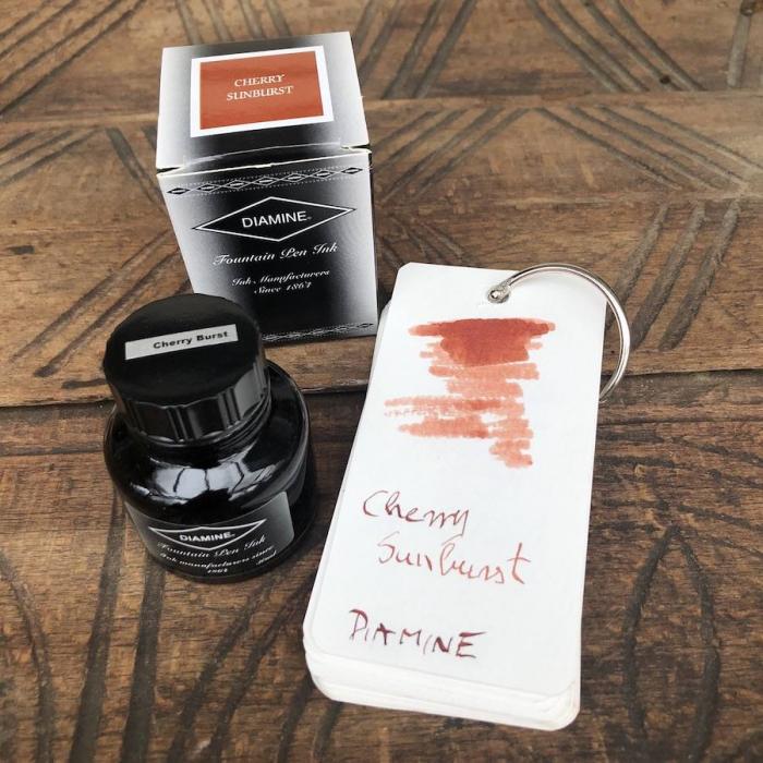 Diamine Cherry Sunburst 30 ML [0]