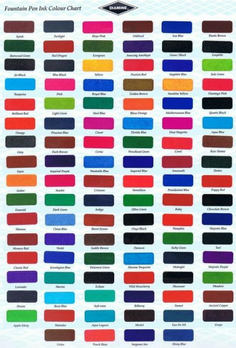 Diamine Scribble Purple 30 ML [2]