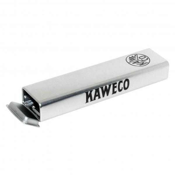 Cutie metalica Kaweco cu capac/cu balamale pentru 2 stilouri din gama Sport 0