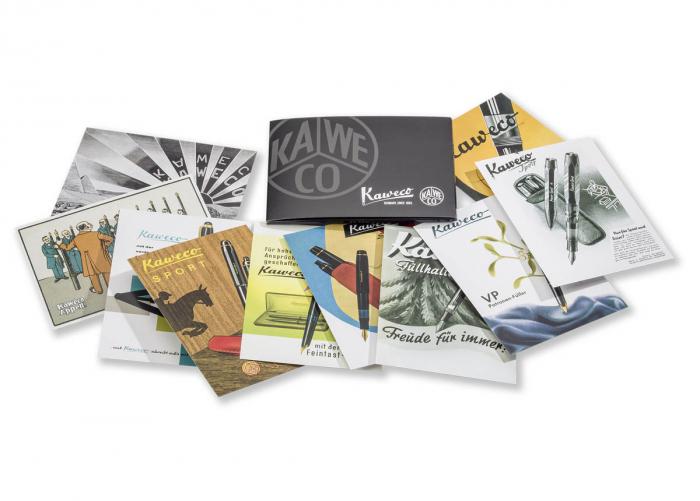 Set Carti Postale - Istoria Reclamelor Kaweco [0]