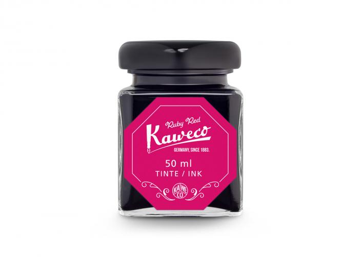 Kaweco Ruby Red 50 ml - cerneala la calimara [1]