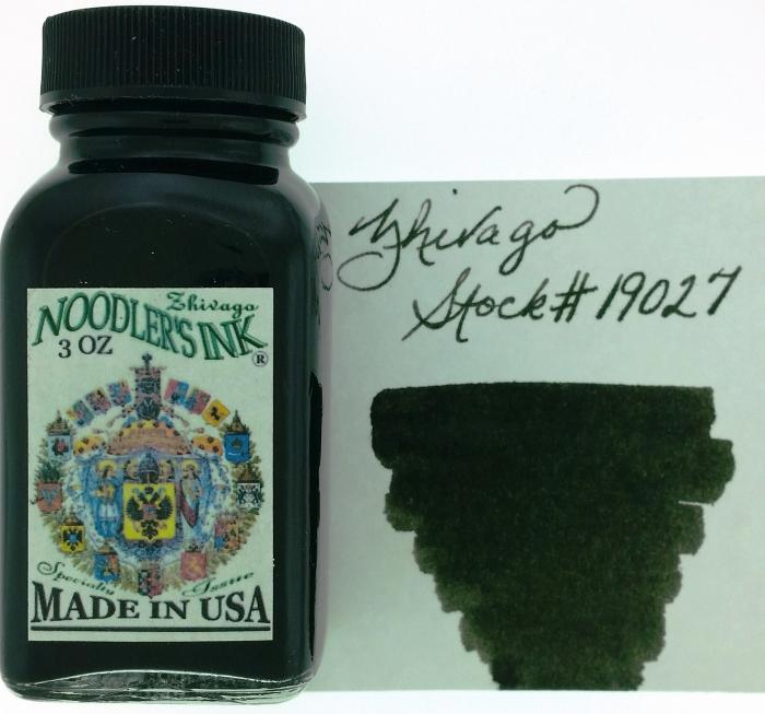 Noodler's Ink 19027 Zhivago 85 ML [0]