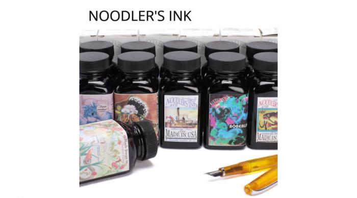 Noodler's Ink 19010 Kiowa Pecan 85 ML [1]
