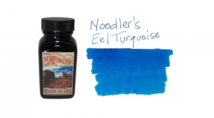 Noodler's Ink 19206 Eel Turquoise 85 ML [0]
